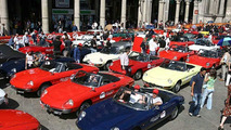 Alfa Romeo Duetto Celebrates 40th Anniversary