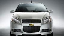 New Chevrolet Aveo hatchback