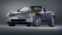 The Cadillac XLR will be updated in 2012.