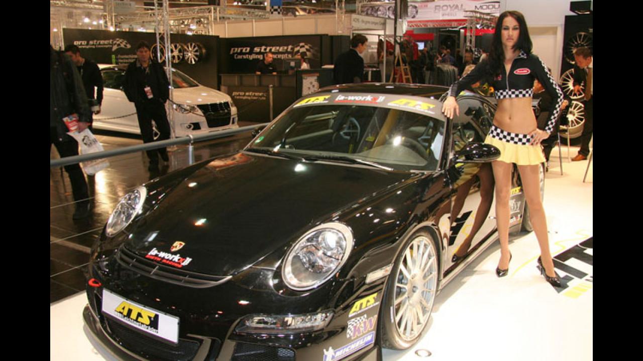 Hier sehen wirs wieder: Ein Porsche muss kein Männerauto sein