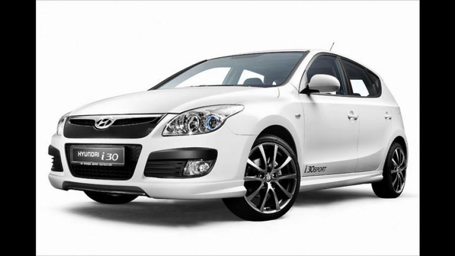Limitierter Hyundai i30 Sport: Mehr Pep für weniger Geld