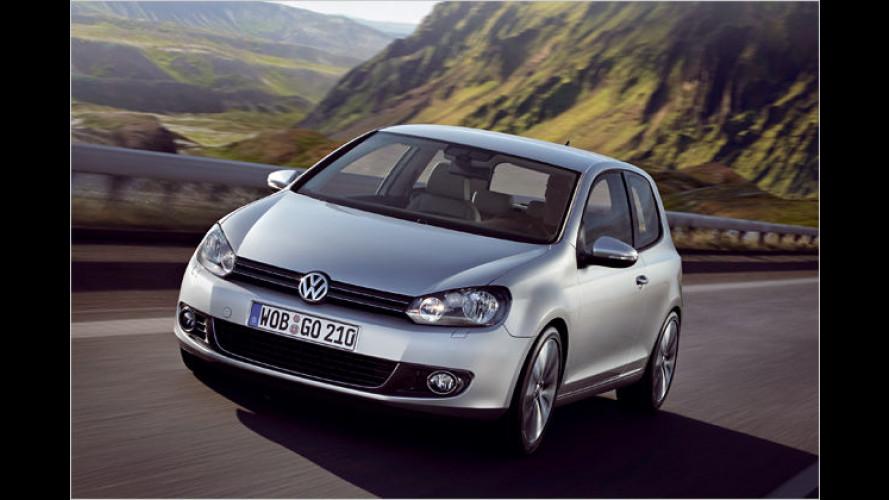 Kleiner Selbstzünder: Neuer Diesel für die Golf-Familie