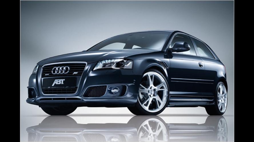Abt AS3 – mehr kraftvolle Frische für den Audi A3