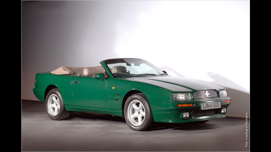 Aston Martin von Prinz Charles unter dem Hammer