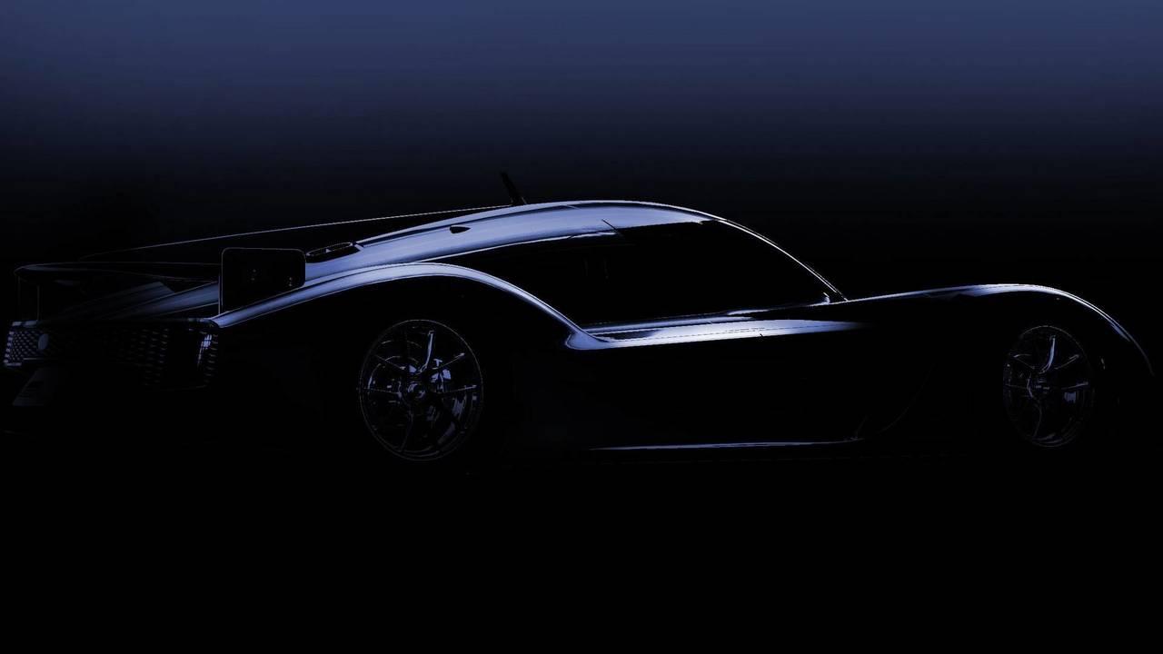 Toyota GR Super Sport konsepti teaser