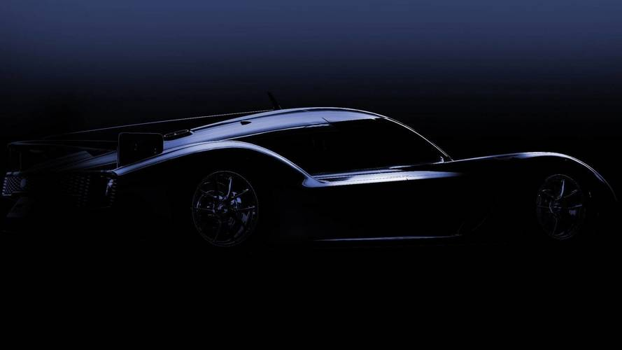 Toyota GR Super Sport Concept: primeras imágenes