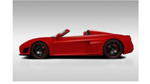 Noble M600 Roadster rendering 03.6.2013