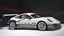 2014 Porsche 911 GT3 Cup race car
