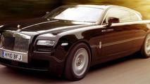 Rolls-Royce Wraith rendering 31.1.2013