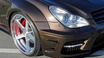 Mercedes-Benz CLS (W219) by Prior Design