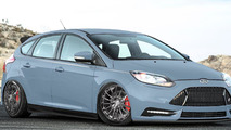 PM Lifestyle Ford Focus for SEMA 21.10.2013