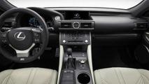 2015 Lexus RC F leak