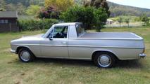 1971 Mercedes-Benz 220D satılıyor