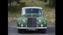 Rolls-Royce Phantom, le foto storiche