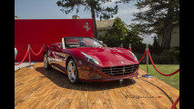 Ferrari California T, versione Pebble Beach