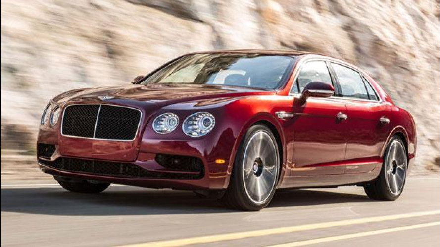 Bentley Flying Spur V8 S, potenza e sportività in stile british