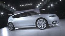 Saab 9-X BioHybrid Concept at Geneva Motor Show