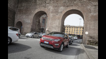 Land Rover Discovery Sport, il test in città