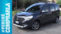 Dacia Dokker Stepway, perché comprarla... e perché no [VIDEO]