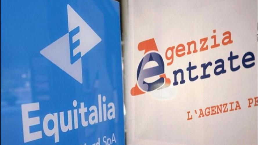 Addio Equitalia, a riscuotere le multe ci pensa l'Agenzia delle Entrate