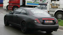 New Mercedes CL-Class Spy Photos