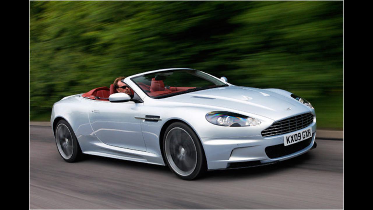 Aston Martin DBS Volante Touchtronic