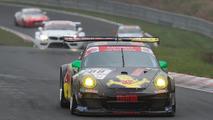 Porsche 911 lines up for Nurburgring
