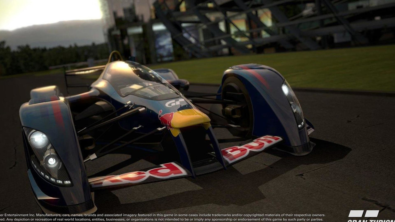 Red Bull X1 prototype for Gran Turismo 5, 1600, 29.10.2010