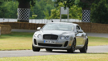 Bentley Continental Supersports at Goodwood FOS 2009