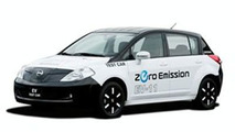 Nissan electric vehicle EV platform