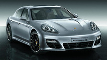 Porsche Panamera Turbo S coming next month - report