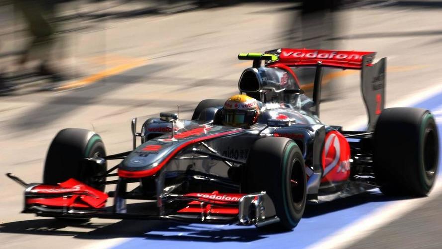 Top three teams look strong at Monza