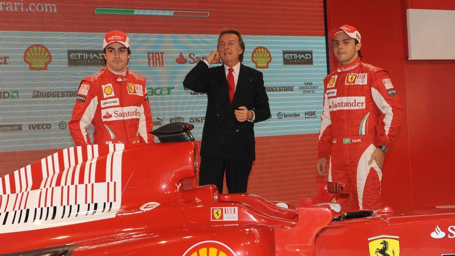USF1 should be allowed to race a Ferrari - Montezemolo