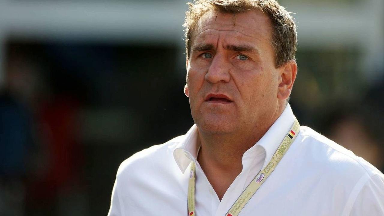 Simon Gillett (GBR) Donington Park CEO, Belgian Grand Prix, Francorchamps, Belgium 30.08.2009