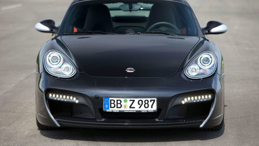 TECHART reveals new Porsche Boxster/Cayman tuning program