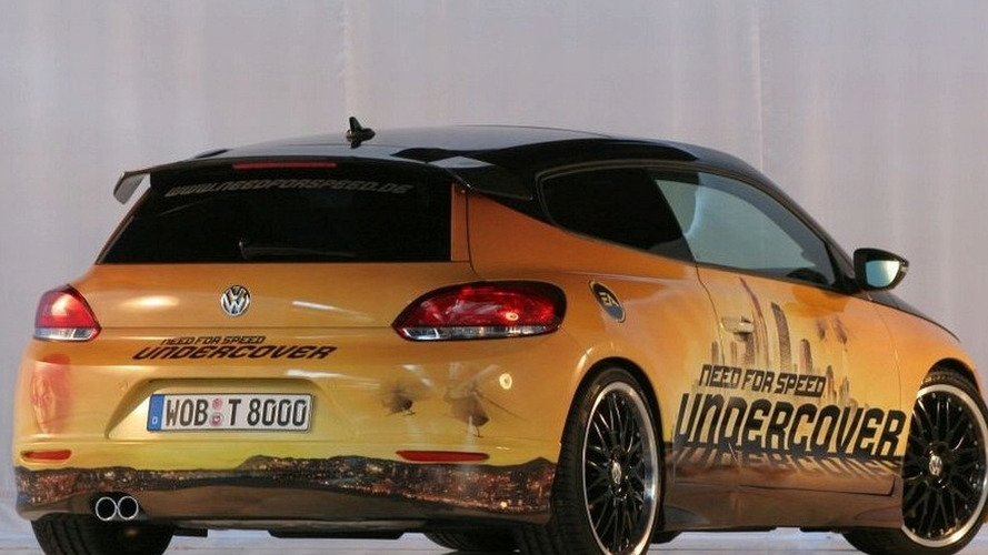 Need for Speed Undercover Scirocco emerges in the flesh