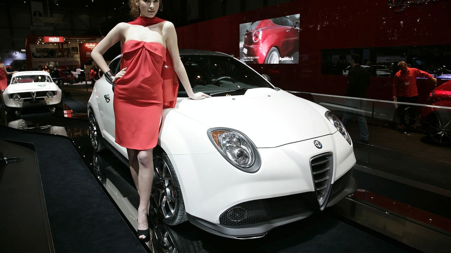 Alfa Romeo MiTo GTA Concept Unveiled in Geneva - video