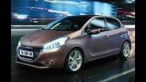 Peugeot anuncia chegada do 208 ao Brasil para 2013, mas 207 segue em linha