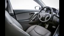 Teste CARPLACE: Hyundai Elantra 2014 tem jeito de Civic e pique de Focus