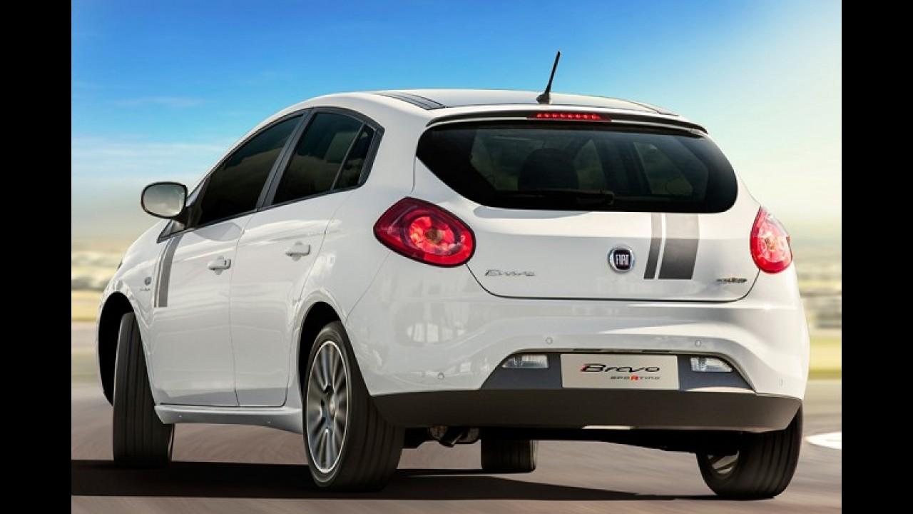 Fiat Bravo Sporting é lançado - Modelo vai custar a partir de R$ 58.140,00