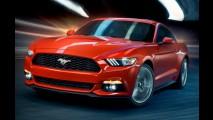 Ford revela dados técnicos e confirma aumento de peso do novo Mustang