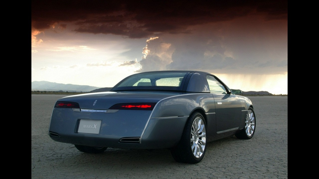 Lincoln pode estar trabalhando em um cupê baseado na próxima geração do Mustang