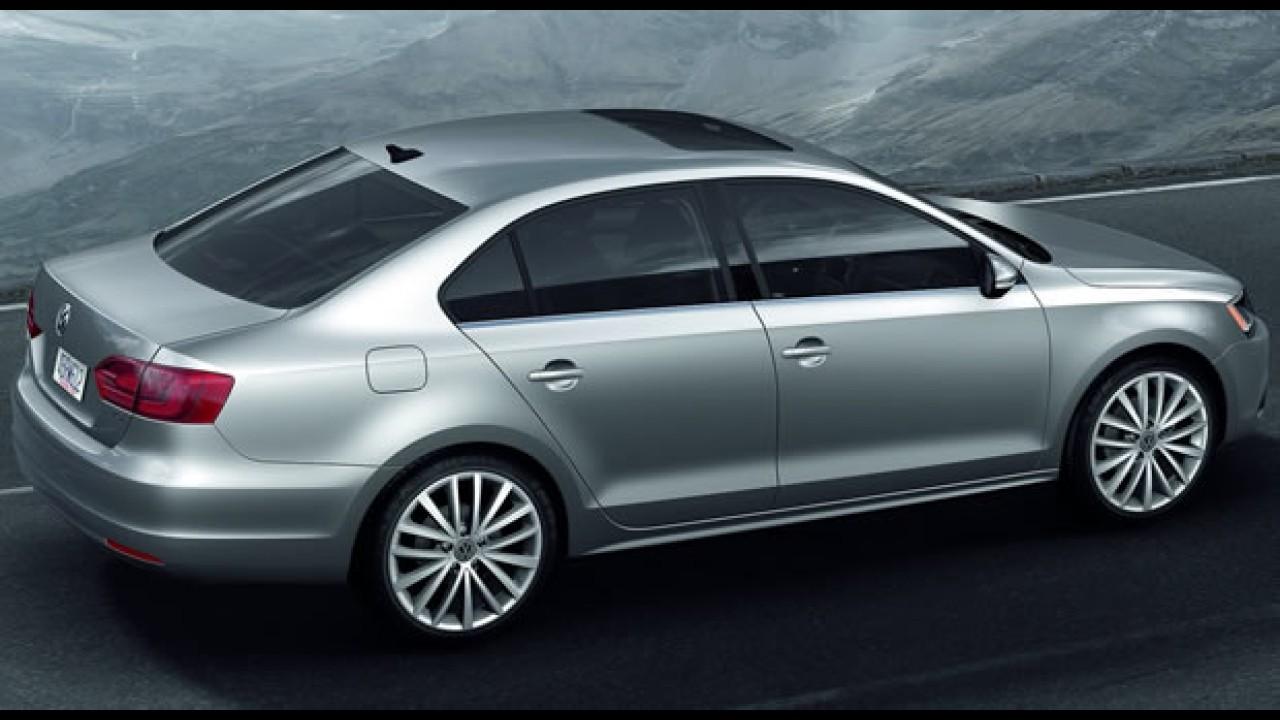 Salão do Automóvel – Novo Volkswagen Jetta