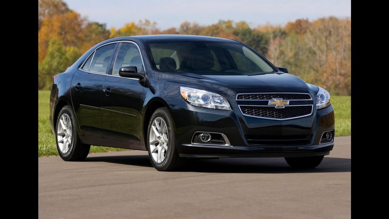 Novo Chevrolet Malibu é chamado para recall por conta de problemas eletrônicos