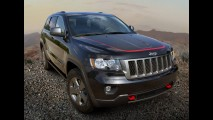 Jeep apresenta as edições especiais Grand Cherokee Trailhawk e Wrangler Moab