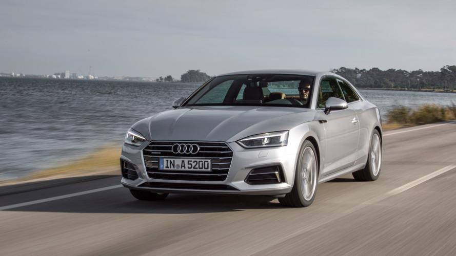 Audi A5 : à partir de 44'300€ en France