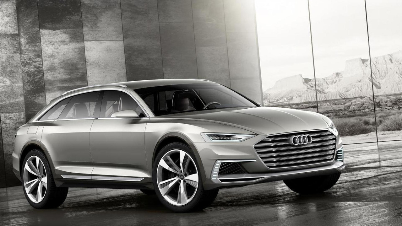 Audi Prologue Allroad konsepti