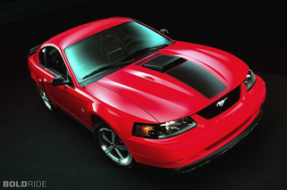 Mach 1 Mustang Returns for 2017, Shelby GT350 for 2016