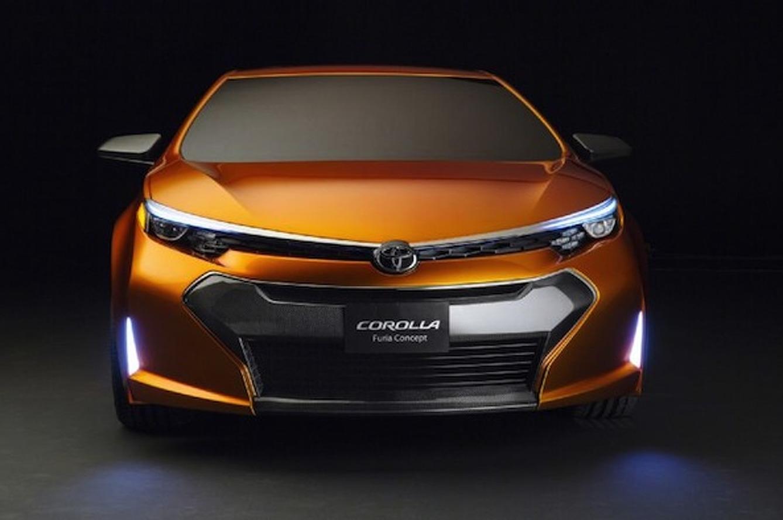 Toyota Furia Concept: A Promising Future for Corolla