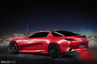 Will Mazda's Global Design Chief Revive the RX-7?